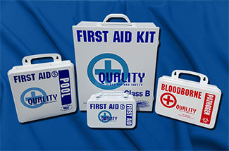 First Aid Supplies | Van Delivered First Aid | Quality First Aid